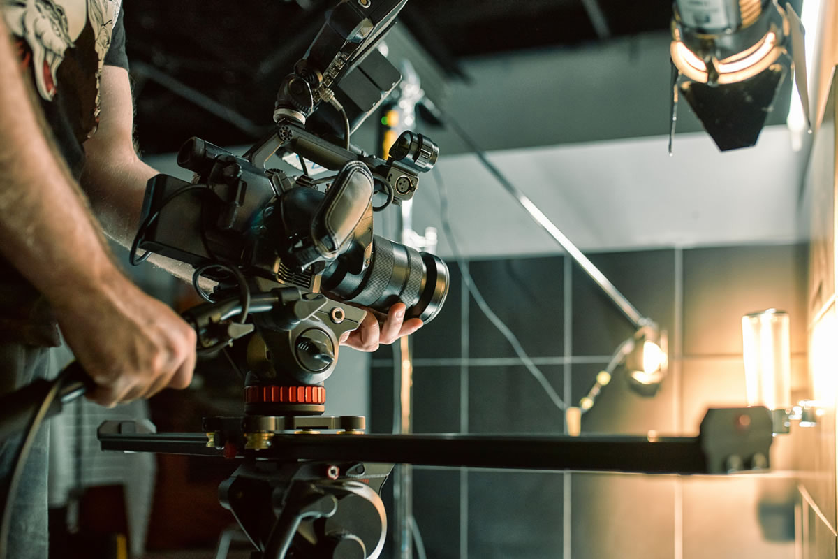 Six Crews that Work in Film Production